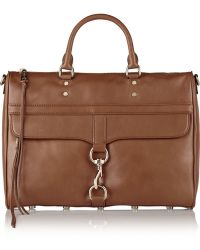 Rebecca Minkoff | Palo Alto Leather Briefcase | Lyst