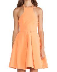 AQ/AQ Mia Mini Dress - Lyst