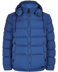 Burberry Brit Basford Downfilled Jacket - Lyst