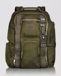 Tumi Alpha Bravo Kingsville Deluxe Brief Pack - Lyst