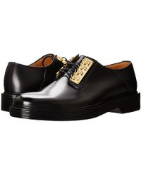 Marc Jacobs Oxford W Gold Hardware - Lyst
