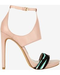 French Connection Veanita Open High Heels - Lyst
