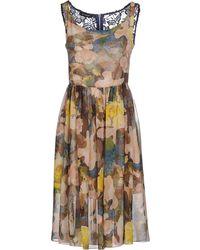 Le Complici - Knee-length Dress - Lyst