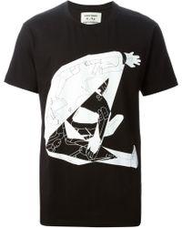 Henrik Vibskov Smash T-Shirt - Lyst
