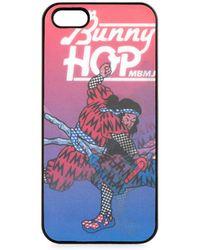 Marc By Marc Jacobs - Fergus Bunny Hop Hologram Iphone® 5 Case - Lyst