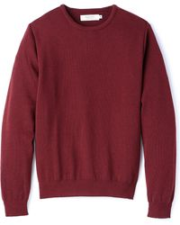 French Trotters Alberto Knit Sweater - Lyst