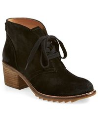 Biala - Gia Suede Ankle Boots - Lyst