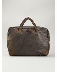 Numero 10 - Distressed Luggage Bag - Lyst
