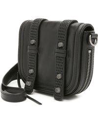 She + Lo - Unchartered Cross Body Bag - Black - Lyst