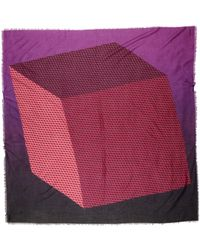 Pierre Hardy - Square Scarf - Lyst