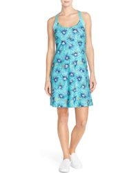 Patagonia | Morning Glory Cross-Back Dress | Lyst
