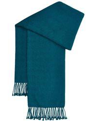 Hobbs - Darcy Weave Scarf - Lyst