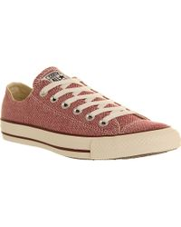 Converse Chuck Taylor All Star Trainers - For Men - Lyst