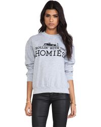 Brian Lichtenberg - Rollin' With The Homies Sweatshirt - Lyst