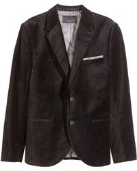 H&M Velvet Jacket - Lyst