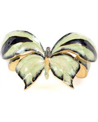 Valentino Butterfly Cuff - Lyst