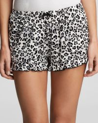 Kensie - Just Nude Animal Print Boxer Shorts - Lyst