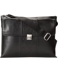 Calvin Klein Slim Small Work Bag - Lyst