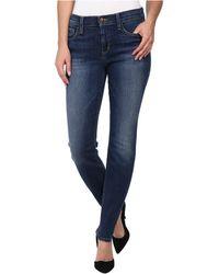 Joe's Jeans Straight Ankle in Aubree - Lyst