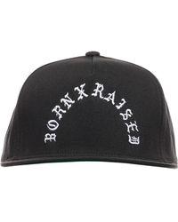 Born X Raised - Type Snapback Hat - Lyst