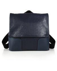 Bottega Veneta Intrecciato Convertible Backpack - Lyst