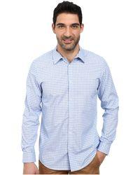 Calvin Klein Cool Tech Tonal Ombre Woven Shirt - Lyst