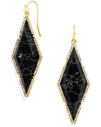 BaubleBar | Crystal Drop Earrings | Lyst