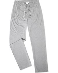 Sunspel - Men's Pima Cotton Lounge Pant - Lyst