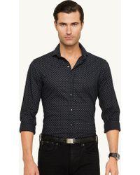 Ralph Lauren Black Label Floral Sloan Sport Shirt - Lyst