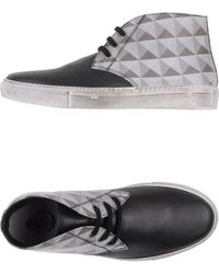 Monkey Garage - High-tops & Trainers - Lyst