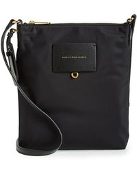 Marc By Marc Jacobs 'Preppy Legend - Sia' Nylon Crossbody Bag - Lyst