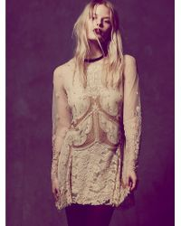Free People Limited Edition Gemma'S Dress - Lyst