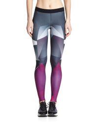 Ultracor Ultra Fit Printed Leggings - Lyst