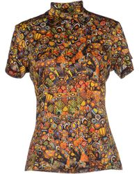 Jean Paul Gaultier Shirt multicolor - Lyst