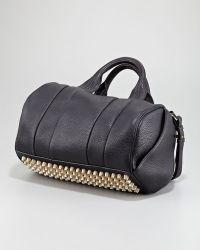 Alexander Wang   Rocco Studbottom Duffel Bag   Lyst