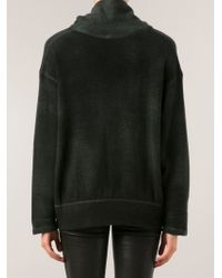 Avant Toi - Washed Sweatshirt - Lyst