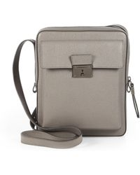 Burberry Leather Crossbody Camera Bag - Lyst