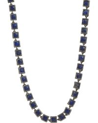 Nak Armstrong - Women's Square-link Necklace - Lyst