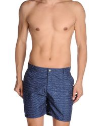 Obey - Swimming Trunk - Lyst