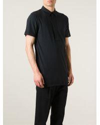 Ann Demeulemeester Grise - Long Polo Shirt - Lyst