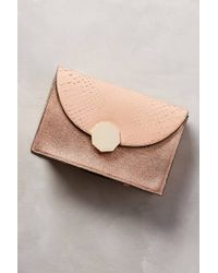 Meli' Melo' Shimmerscale Clutch - Lyst