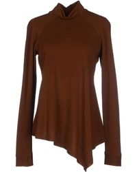 Donna Karan New York Turtleneck - Lyst