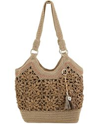 The Sak Ellis Crochet Tote - Lyst