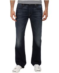 7 For All Mankind Brett A Pocket in Blue Illusion - Lyst