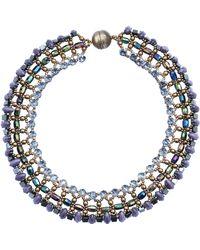Tataborello - Necklace - Lyst