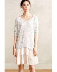 Saturday/sunday - Stratum Sweatshirt Dress - Lyst