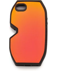 Marc By Marc Jacobs Goggles Iphone 5  5s Case - Fire Iridium - Lyst