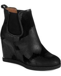 Donald J Pliner Dillon Vintage Suede Boots - Lyst