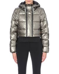 Hunter Hooded Quilted Jacket - Lyst