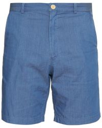 Steven Alan | Relaxed-fit Cotton Shorts | Lyst